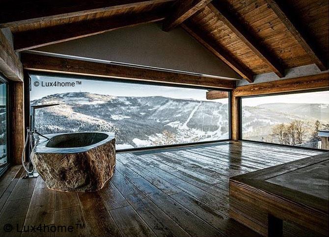 Natural Stone Bathtubs - River Stone Bathtub
