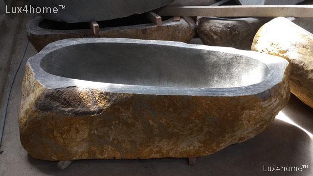 Stone Bathtub - Stone Tub