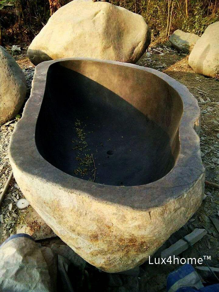 Stone bathtub for sale - Indonesia Stone tubs