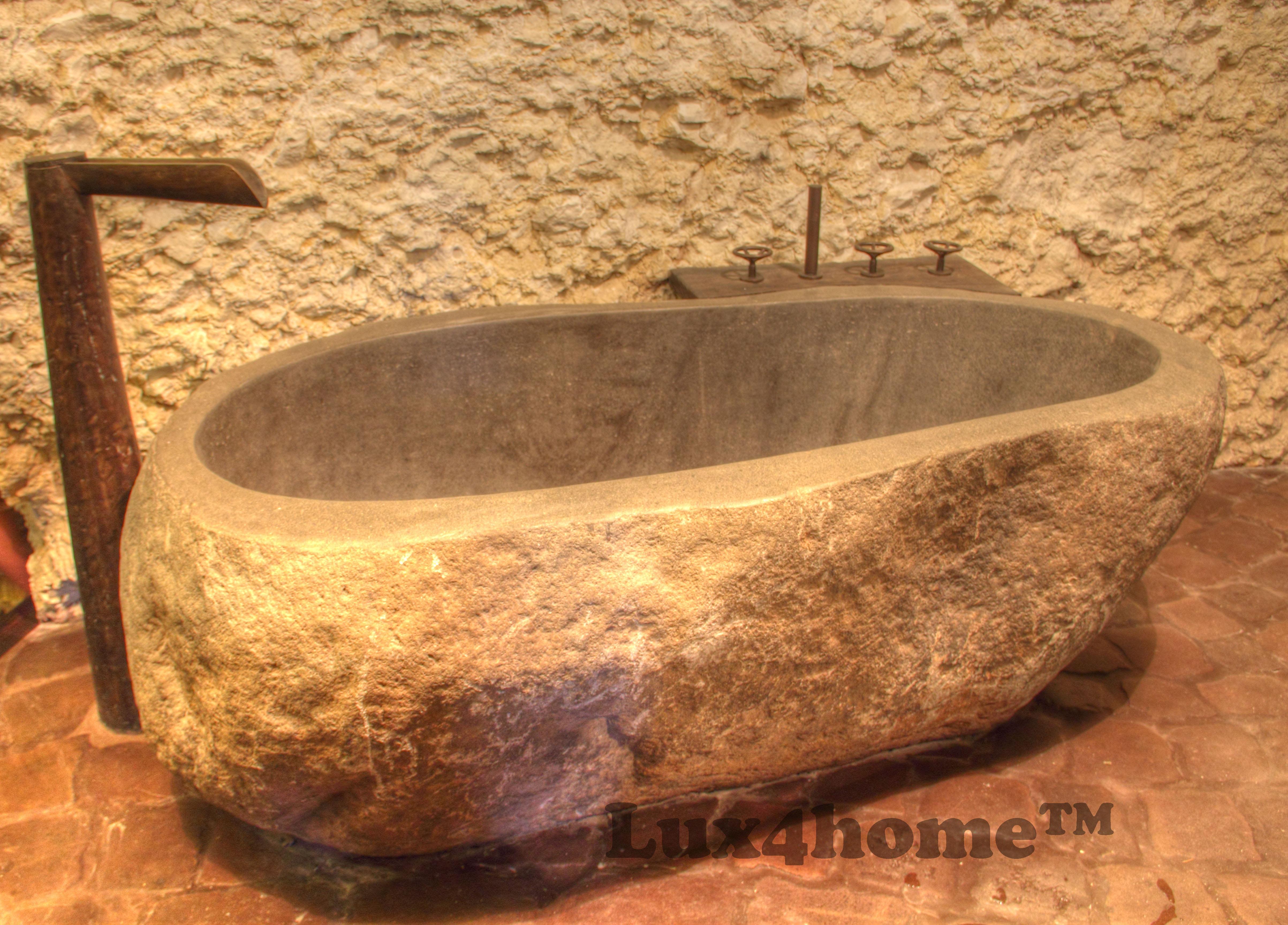 river-stone-bath