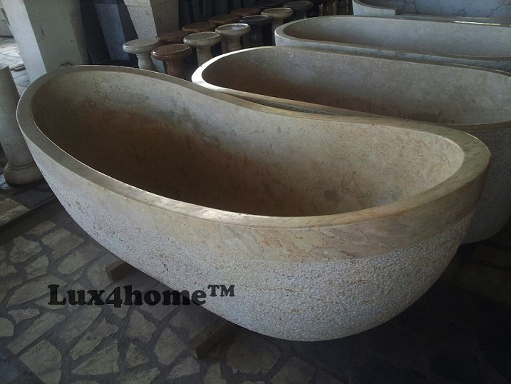 Marble Bathtub Manufacturer - Natural Stone bathtub Producer