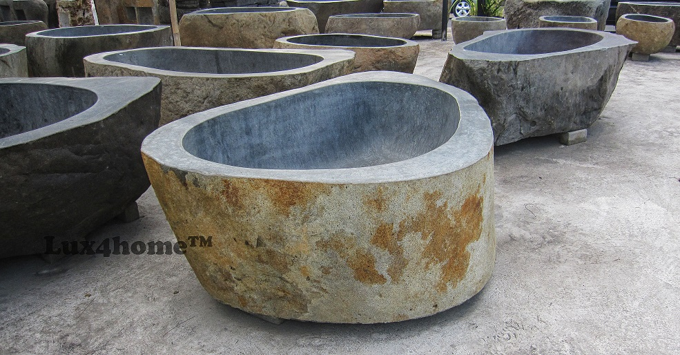 bathtubs from stone