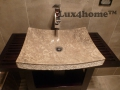 Marble Vessel Sink - Stone countertop basins