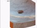 minimalist basin - flat marble sink