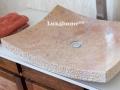 creama marble sinks