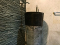 black standing bathroom sink - FreeStanding Marble Sink