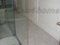 Bathroom pebble tiles (3)