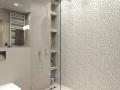 Stone Mosaic - White Pebble Tiles