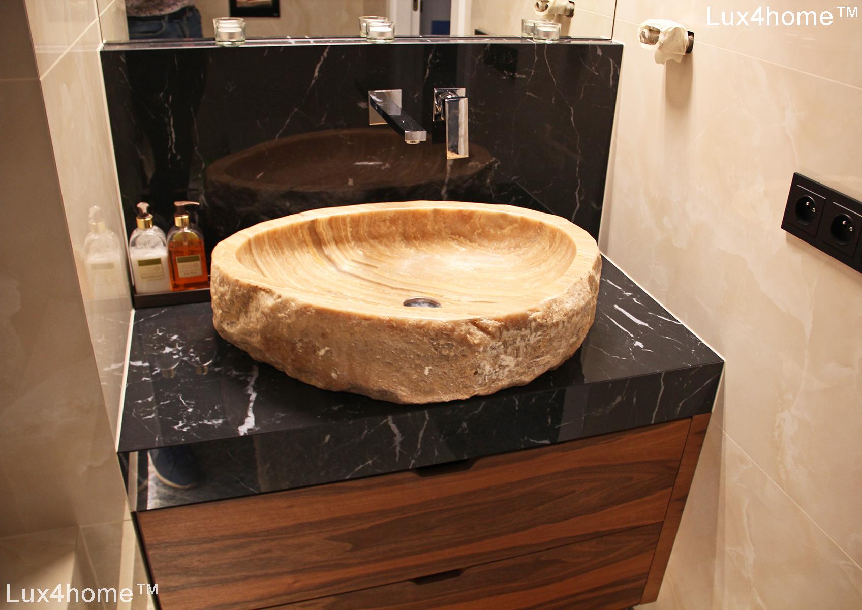 Wild Onyx Sink - Natural Onyx Basin
