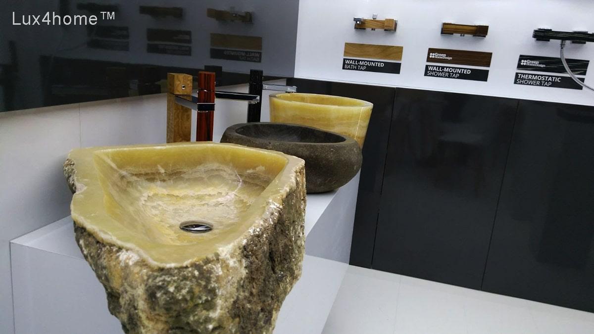 Wild Stone Onyx Sinks